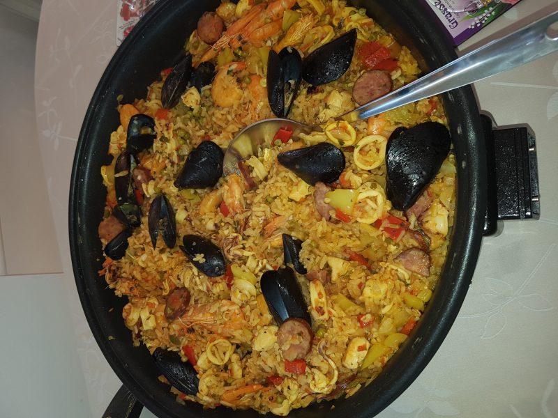 my paella